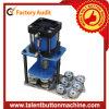 High Speed Interchangeable Multiple Pneumatic Button Making Machine Sdap-MP