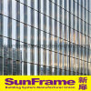 Aluminium Unitized Glass Curtain Wall System