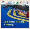 Cn-S06 Abrasion and Skid Resistant Laminated Moving Flooring