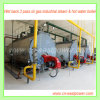 Oil Gas Hot Water Boiler