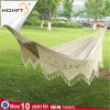 Outdoor Garden Cotton Nature Color Lace Hammock