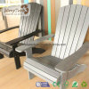 Garden Furniture Sets PS Wood Furniture Outdoor WPC Chair