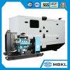 87.5kVA/70kw Doosan Diesel Generator Set Silent/Soundproof Type with Canopy