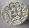 3D Engraving Machine Engraved Plastic Labels