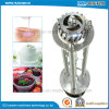Sanitary Stainless Steel Batch High Shear Liquid Soap Homogenizer Mixer