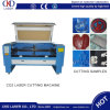 Textile CO2 Laser Engraving Machine Cutting Caving Machine