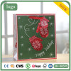 Christmas Red Bag Small Glove Pattern Paper Bag, Gift Paper Bag