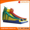 China Inflatable Toy /Jumping Bouncy Castle Bouncer Penguin Slide (T4-185)
