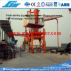 Rubber Tyre Mobile Continuous Pneumatic Ship Unloader
