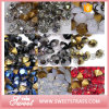 Full Size and Various Color Glass Beads Chaton for Wedding Dress
