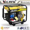 Open Frame Type Welding Diesel Generator (DG6000EW)