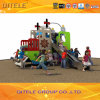 Children Playground Pirate Ship Climber (2012 PE-00701)
