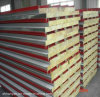 Building Material Thermal Insulation Rockwool Sandwich Panel