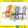 Transparent La Belle Epoque Chair Plastic Chair