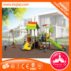 School Outdoor Playground Equipment Slide Play Structure