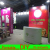 Strong and Durable Portable Reusable Exhibition Stand with Aluminium Booth