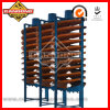 Spiral Concentrator for Recovery Sea Beach Placer Gold