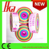 2015 High Quality Round Solid Color Paper Frisbee Confetti
