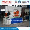 Q35Y-30 double cylinder hydraulic ironworker machine/punching machine/shearing machine/bending machine