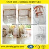 Banquet Popular Clear Resin Royal Castle Chair in Wedding