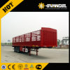 Flatbed Container Semi Trailer, Trailer Container, Trailer Chassis for Sale