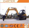 CT60-8b (Yanmar engine&6t) Multifunction Hydraulic Backhoe Mini Excavator