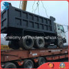 6*4-LHD-Drive Sleeper/AC-Attached 2007~2010 350HP Rated-15ton Isuzu Front-Lifting Used Dump Truck