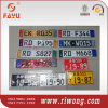 Car License Number Plate, Road/Building Number Plate, Sign Plate---China Factory