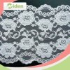 Wholesale Lovely White Elastic Stretch Lace