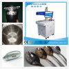 Factory Price 3D Curved Surface Engraving Fiber Laser Marker for Metal