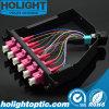 MPO Lgx Cassette for Fiber Optic Cable