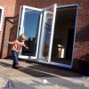 Aluminium Folding Door/ Multi-Leaf Door