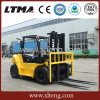 Chinese 7 Ton Forklift Specificaition Diesel Truck with Good Quality