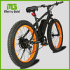 "26""*4.0inch Fat Tire Mountain Electric Bike with Reasonable Price"