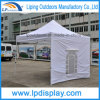10X10 Pop up Canopy with Window Tent Folding Portable Tent