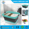 China Folding TPR Laundry Basket
