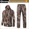 New Tree Camo Waterproof Soft Shell Jacket Hoodie