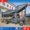 Diesel Power Mobile Gold Trommel Mining Equipment
