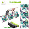 Combo Yoga Towel Mat Sublimation Print Eco Friendly Ideal for Hot Yoga