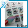 Full Color Hologram Sticker Printed with Your Own Logo