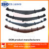 Quality 60si2mn Flat Bar Leaf Spring for Truck Trailer