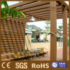 Hard Seaming Material Fashion Pergola System with New WPC