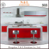 2017 High Gloss UV Kitchen Cabinet Design