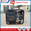Diesel Air-Cooled Square Fame Electric Generator with Low Price