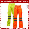 Fashion Hi Vis Custom Wholesale Cheap Work Pants Men (ELTHVPI-10)