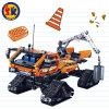 Polar Construction Truck Plastic Blocks Toy for Children