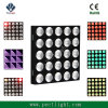 LED Blinder 25PCS 9W RGB Tri Audience Matrix Effect Light