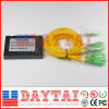 Box Type 3mm Fiber Optical 1*16 PLC Splitter with Sc/APC Connector