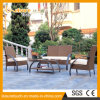 Sitting Room Garden Patio Furniture Wicker Armchair Rattan Sofa Set