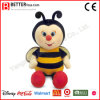 Safe Material Stuffed Animal Soft Plush Bee Toy for Kids